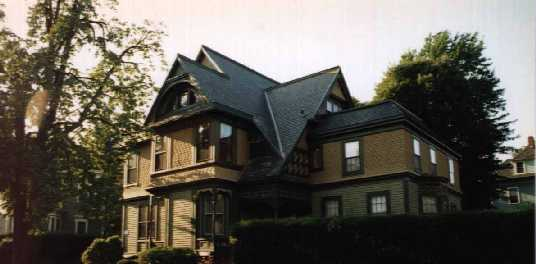 Mathewson House